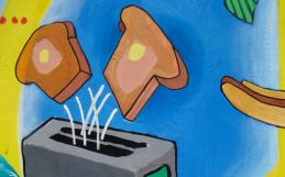 What's the environmental impact of your toast?