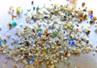 Tiny biodegradable spheres could replace plastic microbeads