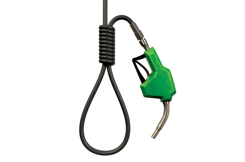 Gas is the worst fuel for your health