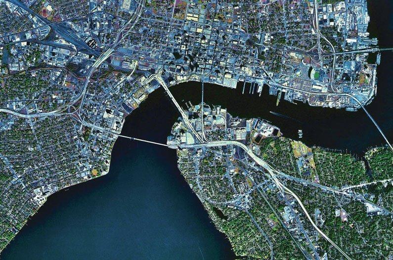 La croissance d'une ville ne devrait pas accroître son impact sur les rivières