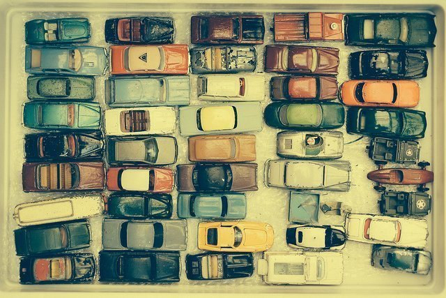 Urban density alone won't get Americans out of their cars