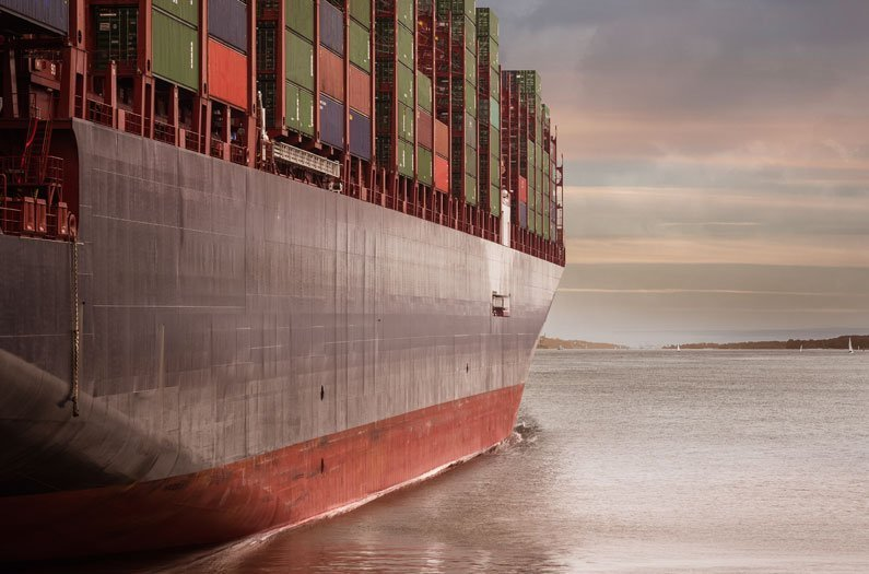 The tradeoff between cleaner ship fuels and global warming