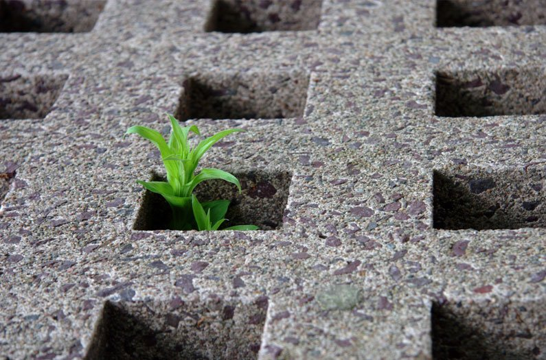 Graphene Can Green Up Concrete's Act