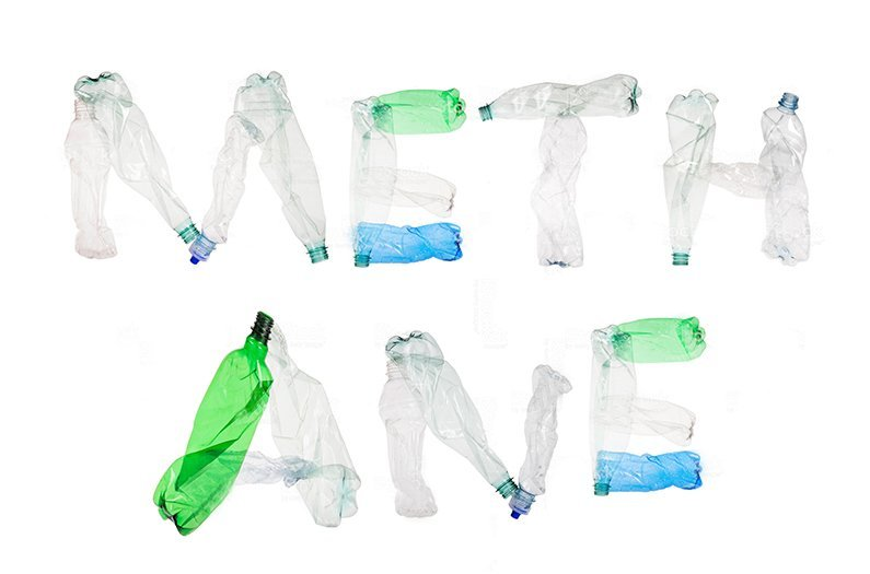 Plastic trash is the latest source of greenhouse gas