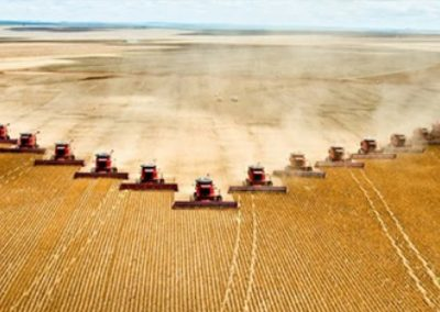 Slowing agriculture's spread is the best way to lockdown carbon