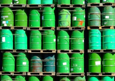 We Are Stuck With Oil For Now. Are There Ways to Make it Greener?