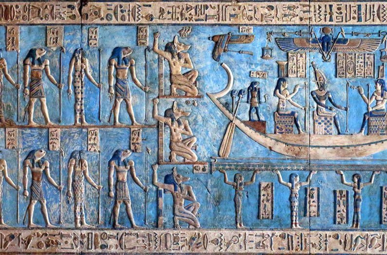 Ancient Egyptian pigment has cool contemporary potential