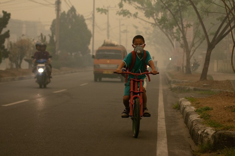 China's Particulate Pollution is Plummeting, But That's Not Good News