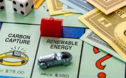 ¿Qué es una mejor inversión: renovables o captura de carbono?