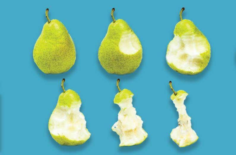 29 cambios incrementales que podrían transformar nuestro sistema alimenticio