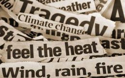 Climate change is global—but climate journalism isn't