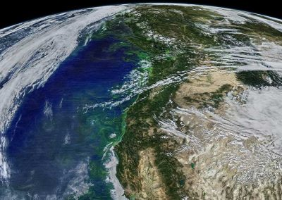 While we debate geoengineering the ocean, it seems we're already doing it