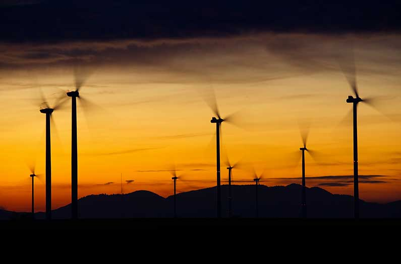 Europe could power the world with onshore wind