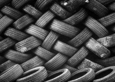 Recycling Old Tires Just Got easier