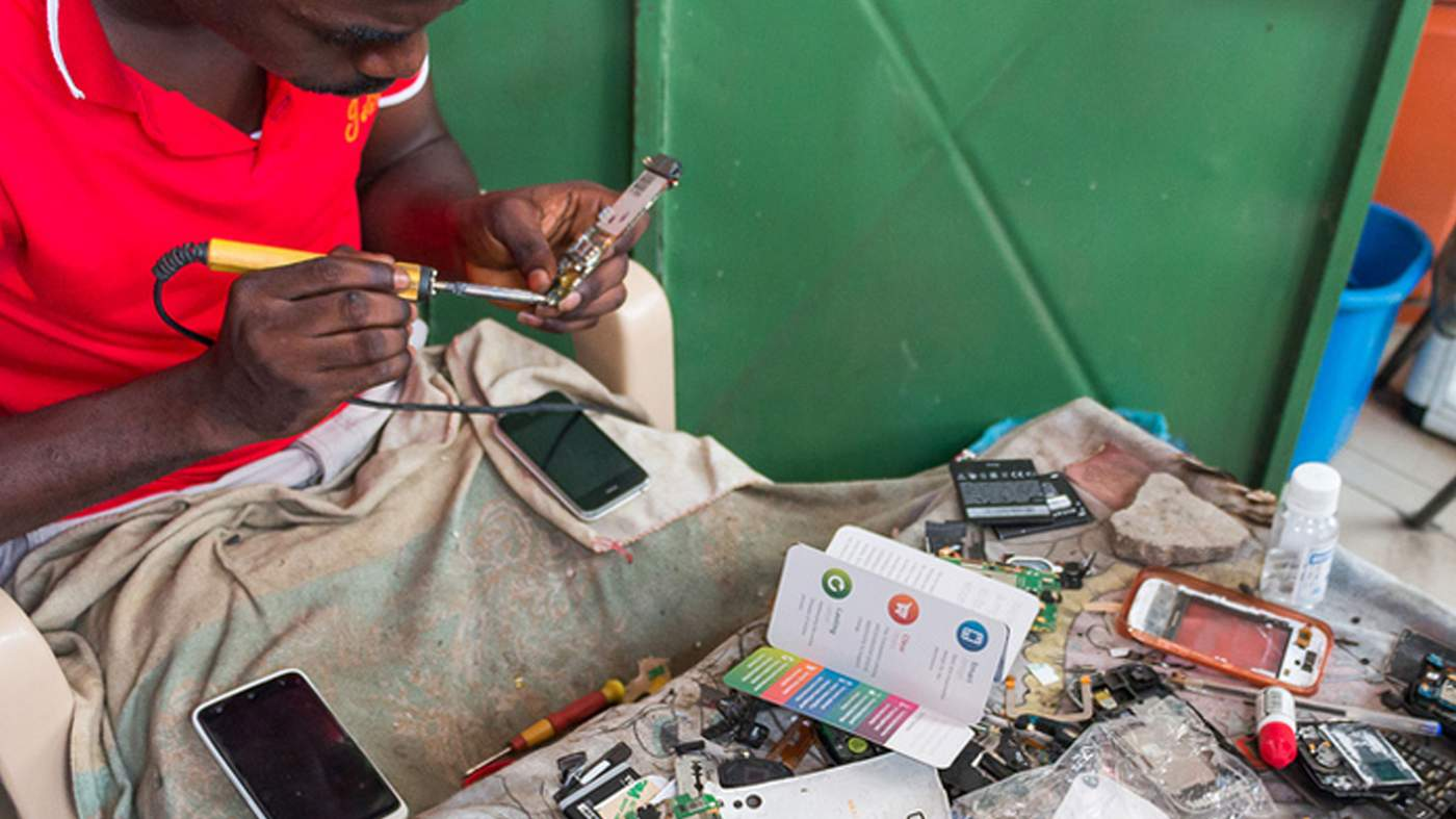 How We Think About E Waste Is In Need Of Repair Recycle The Following Electronics And Much More