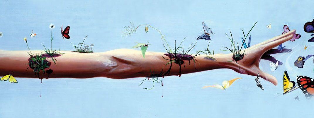 Letting Biodiversity Get Under Our Skin
