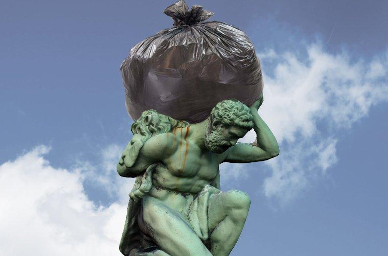 La humanidad ha desechado 6.3 billones de toneladas de plástico desde 1950