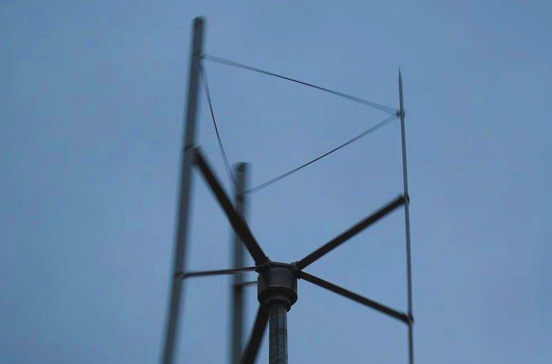 Lorsque le vent du jardin est moins dispendieux que les combustibles fossiles