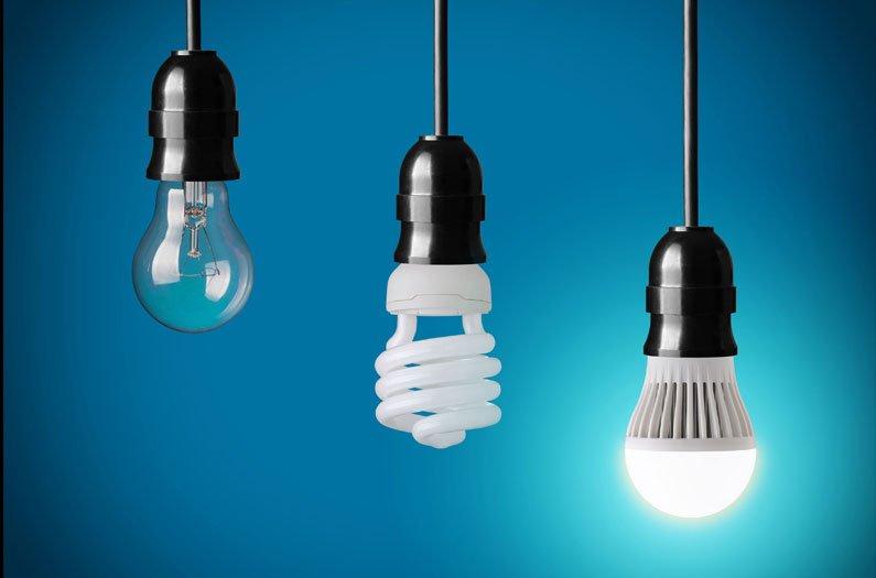 Las luces LED de bajo consumo energético están aumentando la contaminación lumínica.