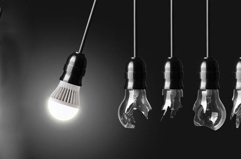 Os LEDs evitaram meio bilhão de toneladas de emissões de dióxido de carbono no ano passado. Será?