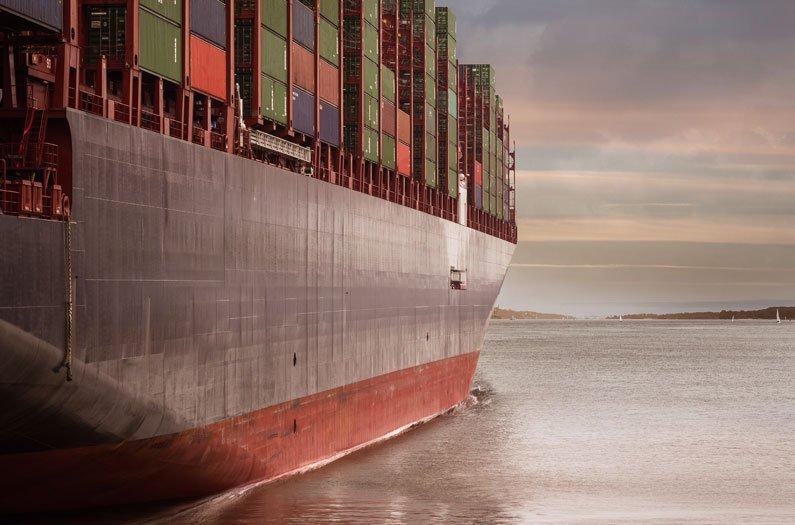 La relación entre combustibles de barco más limpios y el calentamiento global.