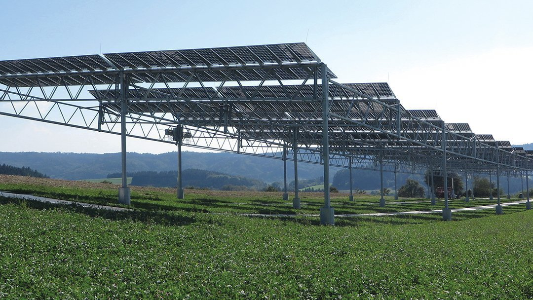 The Resurgence of Solar Agriculture