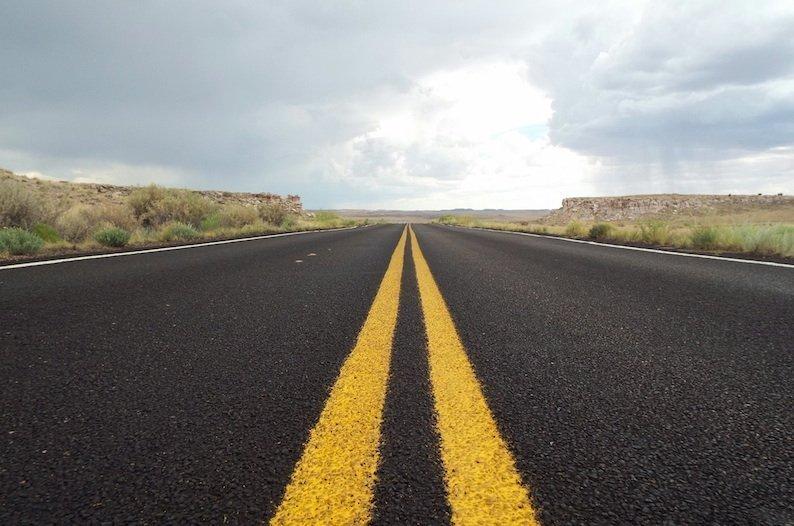 Pavimentando el camino hacia menos emisiones de carbono.