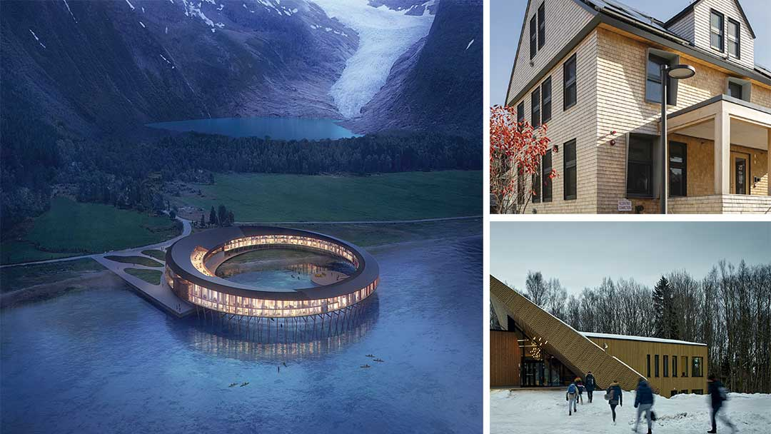 These Buildings Generate More Energy Than They Use