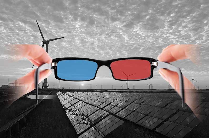 Tanto los liberales como los conservadores quieren un sistema energético basado en energías renovables.