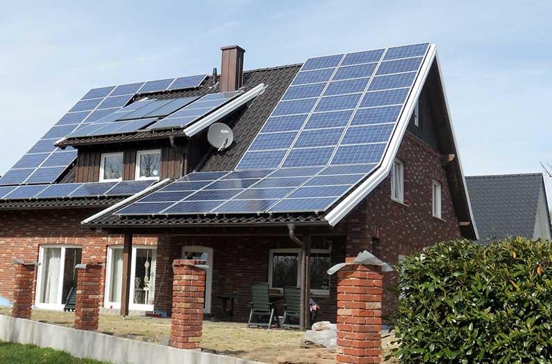 Existe una buena posibilidad de que su hogar pueda producir toda la energía solar que necesita para 2050