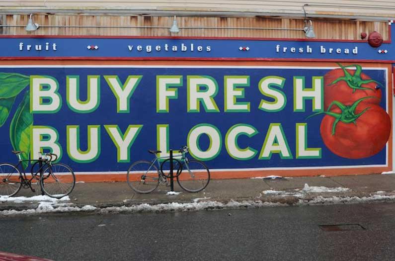 La producción local de alimentos no es la panacea que podemos pensar que es