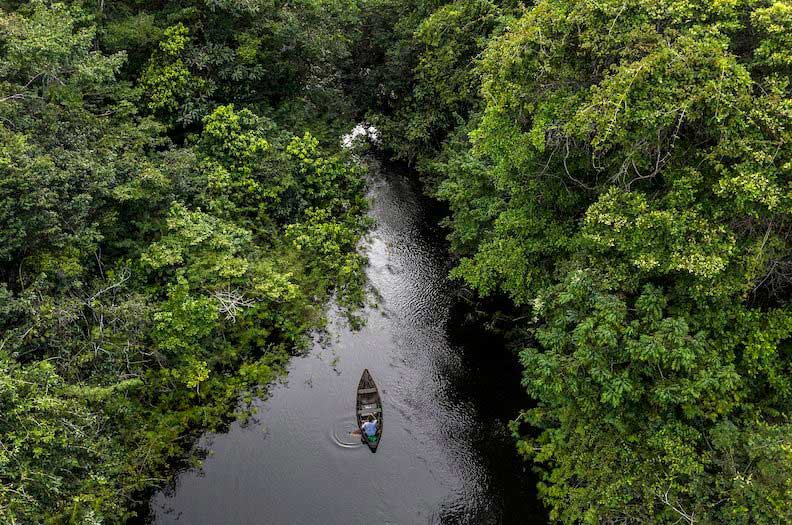 Focus on freshwater conservation, and land gets swept along for the ride