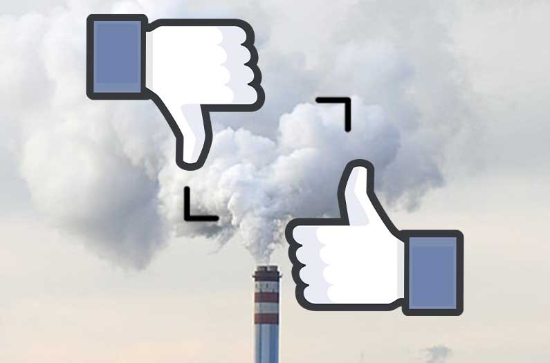 Researchers explore how climate change is framed on social media