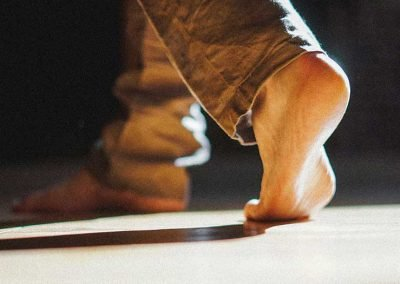 Footsteps could light up homes with power-generating wooden floors