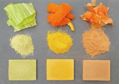 Here's something to chew on: researchers turn food scraps into materials stronger than concrete