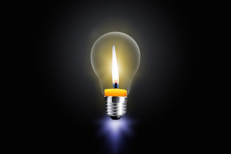 In a back-to-the-future move researchers use a compound in candles for grid energy storage
