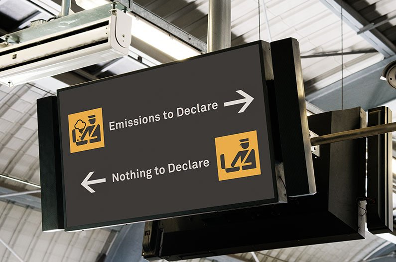Can We Stop Carbon at the Border?