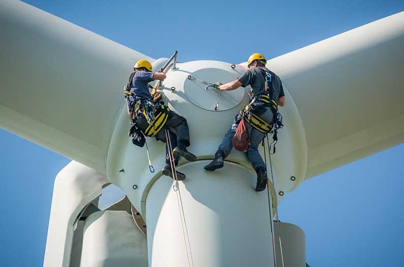 renewable energy jobs | Anthropocene