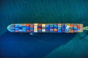 zerp-emission shipping
